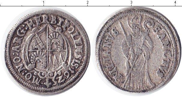 Каталог монет - Вюрцбург 1 шиллинг