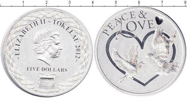 Каталог монет - Токелау 5 долларов