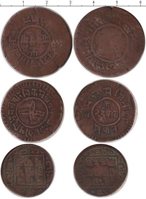 Каталог монет - Непал Непал