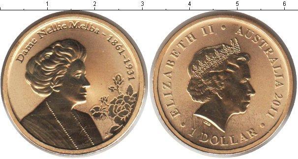 Каталог монет - Австралия 1 доллар