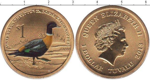 Каталог монет - Тувалу 1 доллар