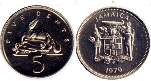 Каталог монет - Ямайка 5 центов