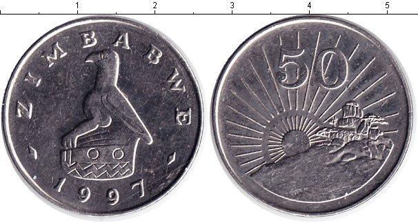 Каталог монет - Замбия 50 нгвей