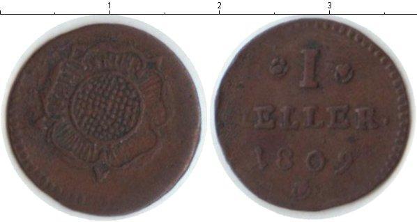Каталог монет - Липпе-Детмольд 1 геллер