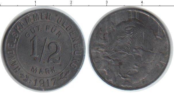 Каталог монет - Нотгельды 1/2 марки