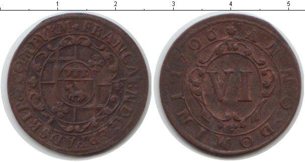 Каталог монет - Падерборн 6 пфеннигов