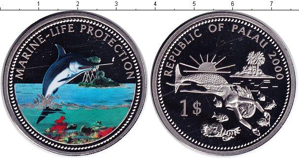 Каталог монет - Палау 1 доллар