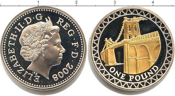 Каталог монет - Великобритания 1 фунт