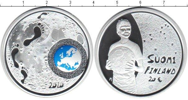 Каталог монет - Финляндия 20 евро
