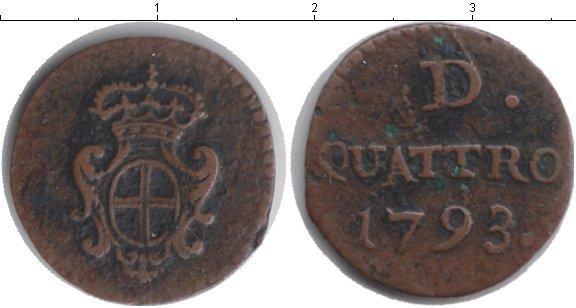 Каталог монет - Генуя 1 кватрино