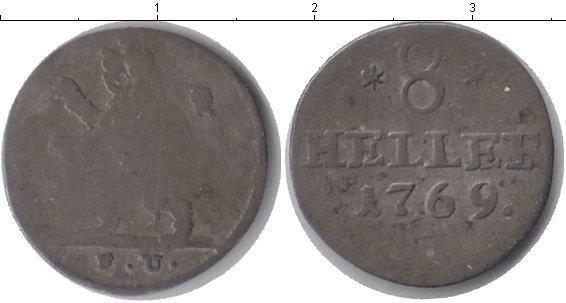 Каталог монет - Гессен-Кассель 8 хеллеров