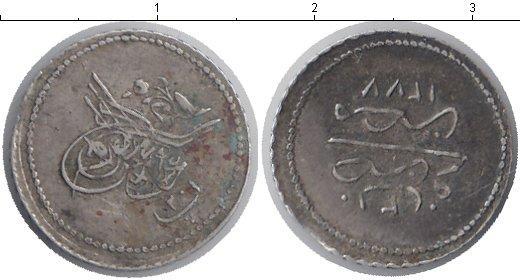 Каталог монет - Египет 20 пар