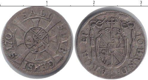 Каталог монет - Зальцбург 1/2 крейцера