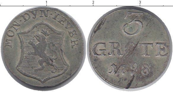 Каталог монет - Йевер 3 грота