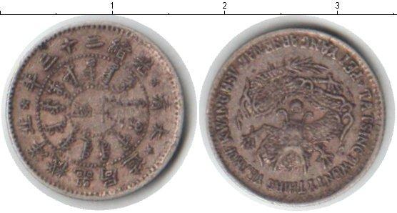 Каталог монет - Китай 5 центов
