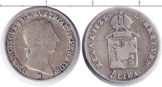 Каталог монет - Италия 1/4 лиры