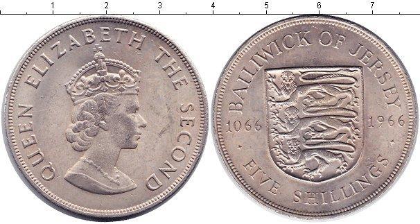 Каталог монет - Остров Джерси 1 крона