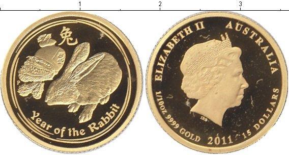 Каталог монет - Австралия 15 долларов