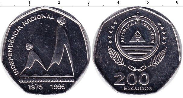 Каталог монет - Кабо-Верде 200 эскудо