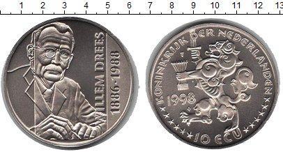 Каталог монет - Нидерланды 10 экю