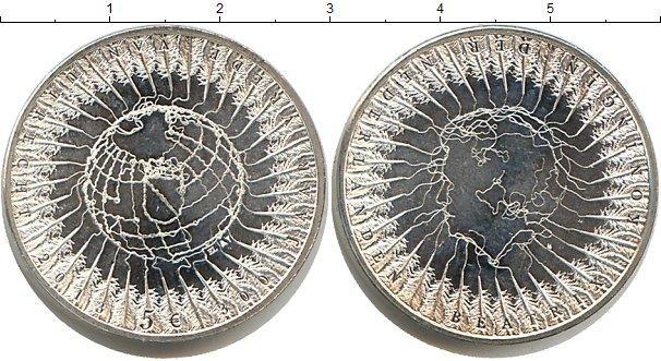 Каталог монет - Нидерланды 5 евро