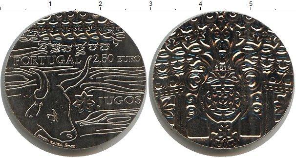 Каталог монет - Португалия 2 1/2 евро