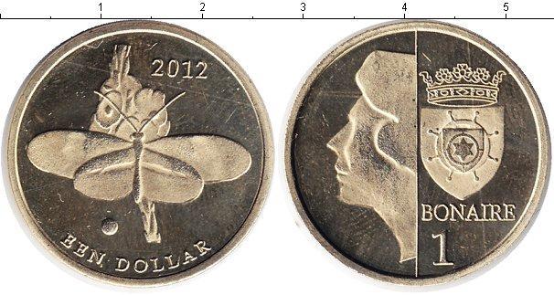 Каталог монет - Бонайре 1 доллар