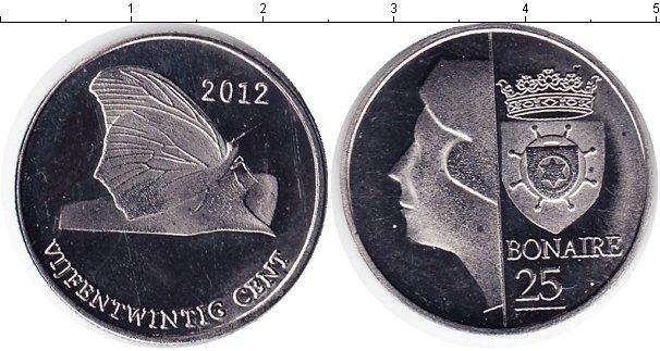 Каталог монет - Бонайре 25 центов