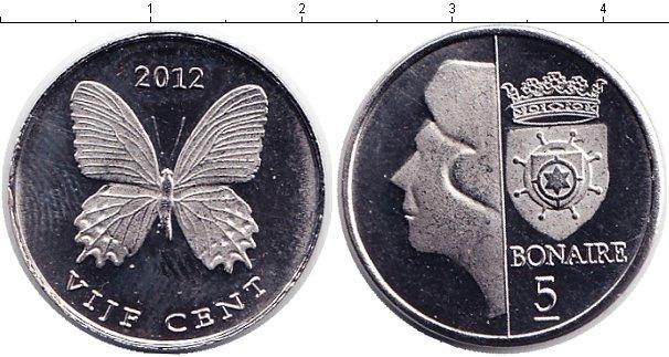 Каталог монет - Бонайре 5 центов