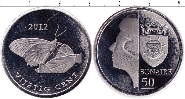 Каталог монет - Бонайре 50 центов