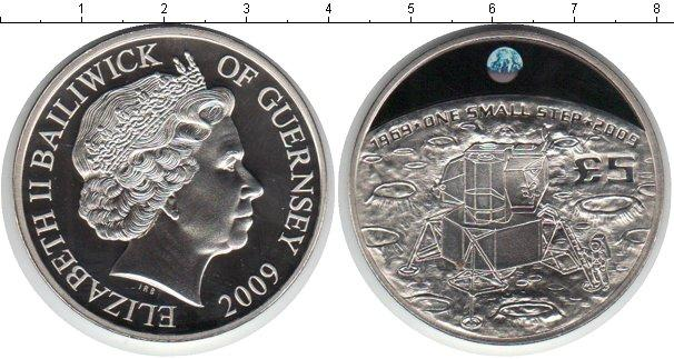 Каталог монет - Гернси 5 фунтов