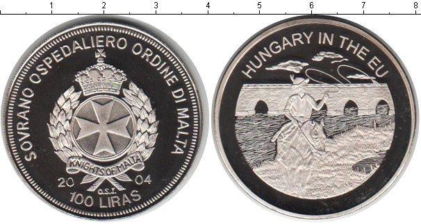 Каталог монет - Мальтийский орден 100 лир