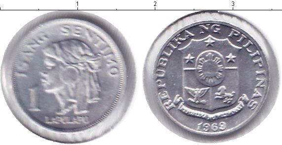 Каталог монет - Филиппины 10 сентим