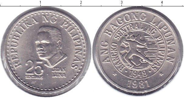 Каталог монет - Филиппины 5 сентим