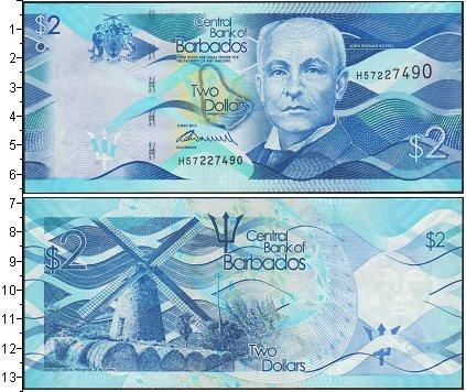Каталог монет - Барбадос 2 доллара