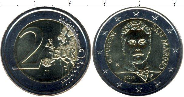 Каталог монет - Сан-Марино Пуччини Джакомо