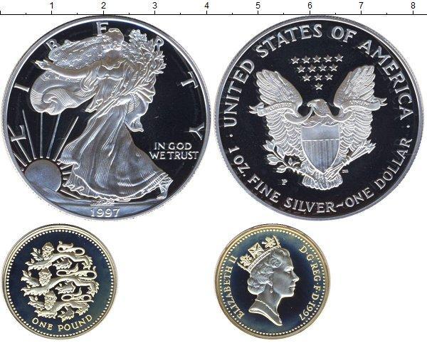 Каталог монет - США Символы свободы