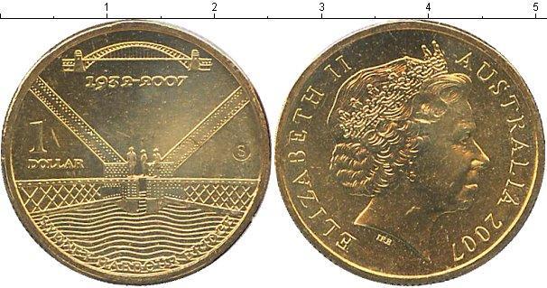 Каталог монет - Австралия Харбор-Бридж