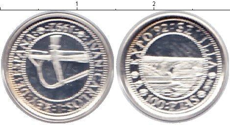 Каталог монет - Испания 100 песет