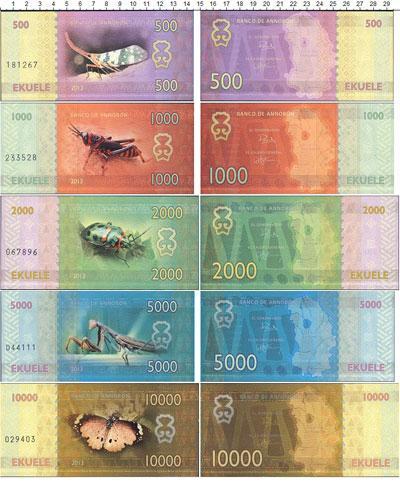 Каталог монет - Аннобон Аннобон 2013