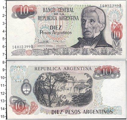 Каталог монет - Аргентина 10 песо