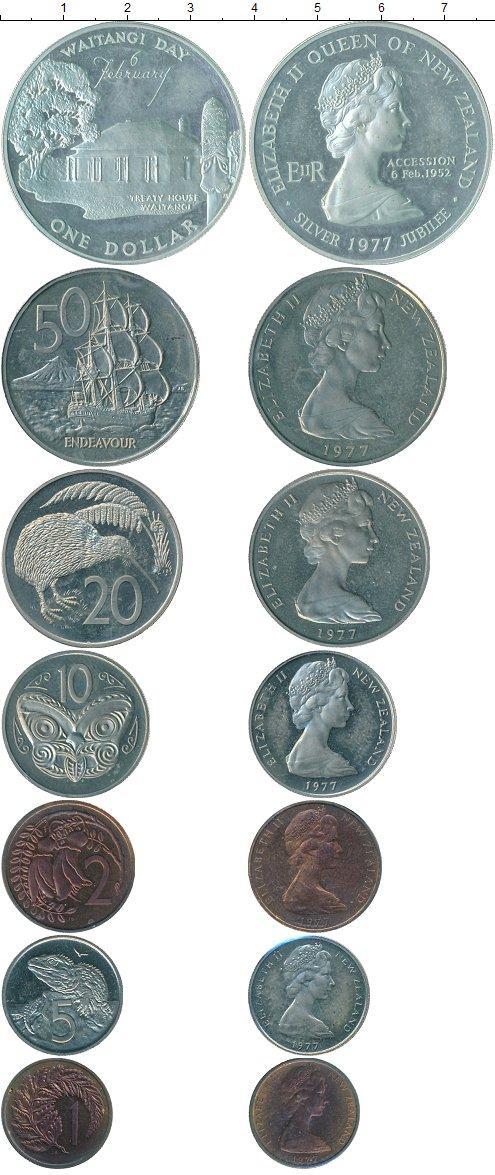Каталог монет - Новая Зеландия Новая Зеландия 1972