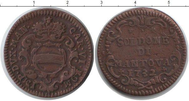 Каталог монет - Мантуя 2 сольди