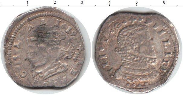 Каталог монет - Неаполь 4 тари