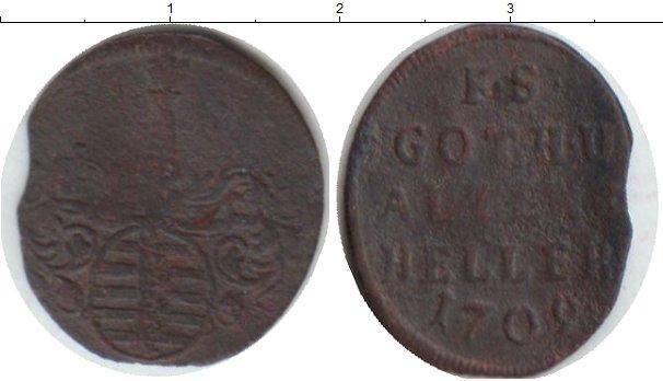 Каталог монет - Саксе-Альтенбург 1 геллер