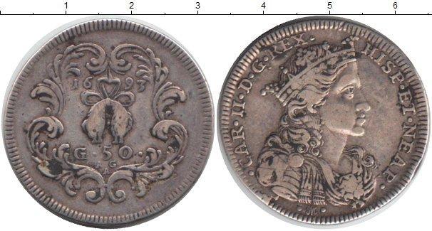Каталог монет - Сицилия 1/2 дуката