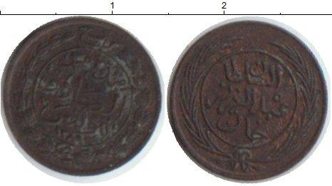 Каталог монет - Тунис 1 бурбе