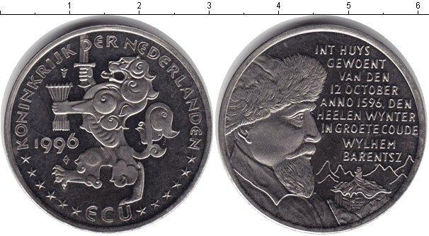 Каталог монет - Нидерланды 1 экю