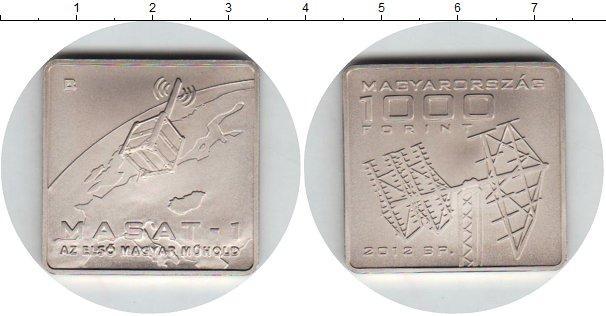 Каталог монет - Венгрия 1000 форинтов