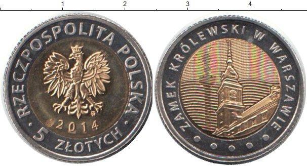 Каталог монет - Польша 5 злотых